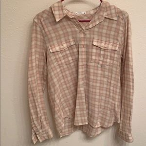 Brand new Paige flannel shirt!